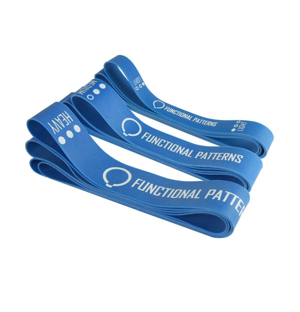 Bands Functional Patterns – Kit com 3 unidades