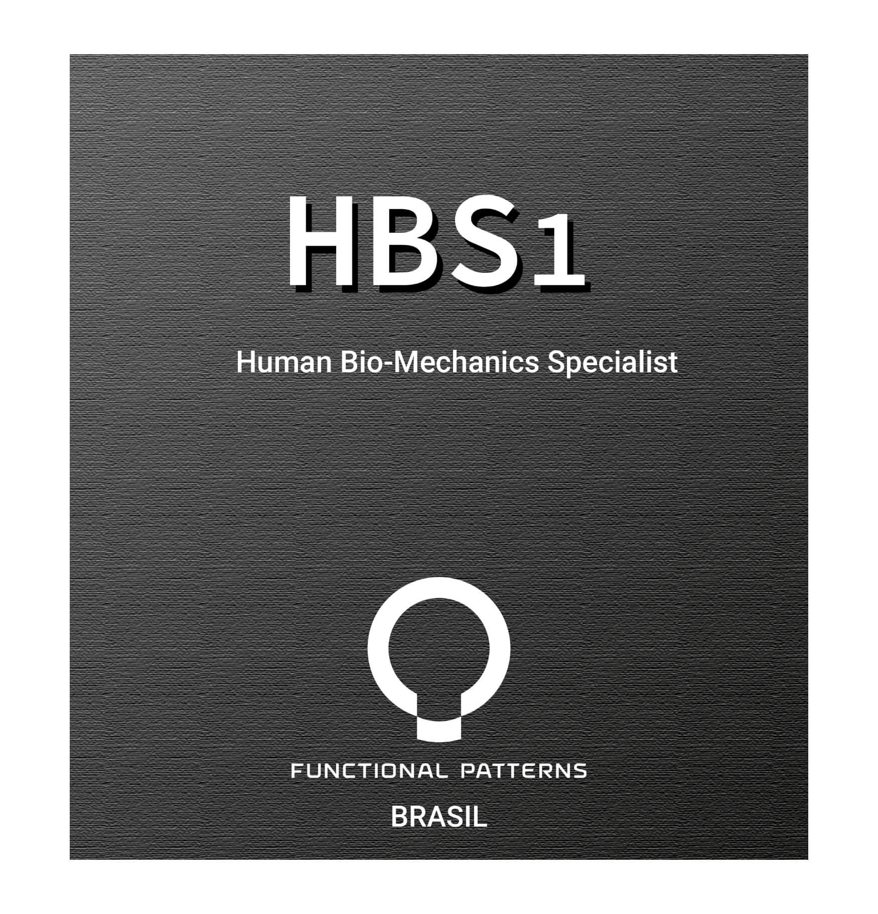 HBS – Human Biomechanics Specialist